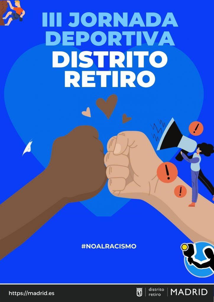 III JORNADA DEPORTIVA DISTRITO RETIRO - TORNEO SENIOR Y EXHIBICIÓN HOCKEY PATINES
